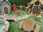 Miniature Garden Ornaments Miniature World For The Garden Fairy Garden NEW