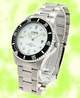 SSW510A White Dial Water Resist Mens with Date 100% Taste Stainless Steel Watch