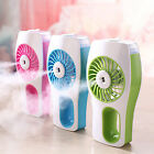 Spray Cooling Mist Misting Spray Hot New Water Air Conditioning USB  Fan