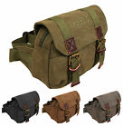New Mens Womens High Quality Canvas Bumbag Ocello Waist Pack Holiday Travel Bag