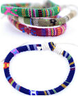Hemp woven bracelet wristband bangle, multiple choices