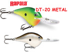 RAPALA DT-20 METAL SURE SET, DTMSS20, CHOICE OF COLORS