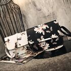 Handbag Butterfly Printing Shoulder Cell Bag Crossbody Messenger Leather Girl