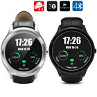 D5 X1 Android WiFi Google Play GPS Smart Watch 3G SIM Pedometer Heart Rate