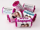 Personalised Mini Love Heart Sweets for Engaged,favours, we're engaged, image