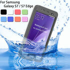 Waterproof Keys Support Shockproof Protective Phone Case Cover For SAM Galaxy S7