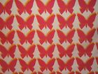 Jennifer Adams Home fabric by the yard butterflies Chamboro multiple colors