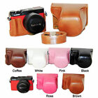 Leather Hard case bag cover protector for Panasonic GM1 GM1S GM2 GM5  12-23
