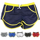 Sexy Men's Breathable Holes Sports Underwear Plus Size Pockets Inner Pouch Cool