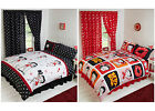 Official 2016/17 Betty Boop Red & Black Double King & Super Duvet Cover Set £28.99 GBP on eBay