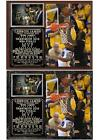 LeBron James 2016 NBA Finals MVP Photo Plaque Cleveland Cavaliers