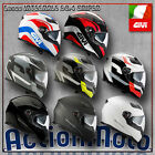 Casco Helmet Casque GIVI Full Face Integrale 50.4 Sniper Moto Scooter