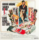 Home Wall Print - Vintage Movie Film Poster - LIVE AND LET DIE 2 - A4,A3,A2,A1 £9.59 GBP on eBay