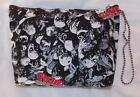 FAIR TRADE MOROCCAN WALKING DEAD ZOMBIE WASH BAG  MAKE UP CASE FROM MARRAKESH
