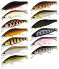 Daiwa Wise Minnow 50sp BassTrout Bream Perch Made In Japan FREE SHIPPING!