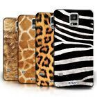 Printed Case for Samsung Galaxy S5/SV /Animal Fur Effect/Pattern Collection