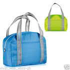 BRIGHT LUNCH INSULATED COOL BAG / LUNCHBAG - COOLER CARRY PICNIC TRAVEL HANDBAG
