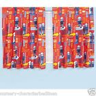 """DISNEY CHARACTER READY MADE CURTAINS -66X72 AND 66 X 54"""" - PLUS FREE P & P"""