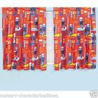 "DISNEY CHARACTER READY MADE CURTAINS -66X72 AND 66 X 54"" - PLUS FREE P & P"