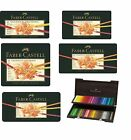 Faber Castell Polychromos Artist Quality Color Pencils Set - From 12  to 120