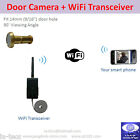 Low-cost WiFi Door Camera using iPhone / Android Smartphone Video Surveillance