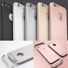 Shockproof Rugged 3in1 Hybrid PC Rubber Hard Cover Case for iPhone 6 6s Plus
