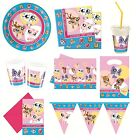 LITTLEST PET SHOP Birthday PARTY RANGE - Tableware Decorations Supplies Balloons