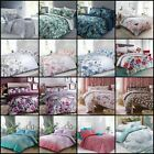 Duvet Cover And Pillowcases Quilt Cover Bedding Set Single Double King All Sizes image