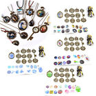 1 Set Theme Kits Pendant Accessories Jewelry Necklace DIY Crafts Materials