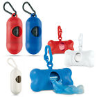 Travel Pet Waste Bag Plastic Dog Bags Poo Bags Dispenser Bag Holder Poop Bags