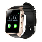 Waterproof GT88 Bluetooth 3.0 Smart Wrist Watch SIM Card For Android Phone Mate