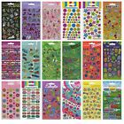 SPARKLE STICKERS - Large Range of Themes (Craft/Reward/Cards/School/Art) 017004