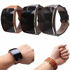 Real Leather Wrist Strap Accessory Watch Band For Samsung Galaxy Gear S SM-R750