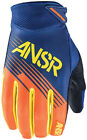 Answer Syncron 2015 Youth MX Offroad Gloves Orange/Yellow