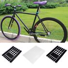 3D Bicycle carbon fiber car stickers Frame Protector Kit For Bikes Cycle 3 EN24H