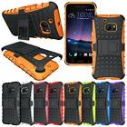 For HTC One M10 10 One 2 Hybrid Kickstand Armor Cover Case