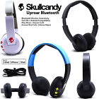 New Skullcandy UPROAR Bluetooth Wireless 4.0 Headset Supreme Sound with Mic