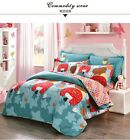 Top Brand king bedding set pure cotton Sheet+Pillow Cases+ Duvet Cover new item