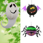 Festival Party Halloween Decorations Spider Bat Ghost Hanging Paper Lanterns Hot