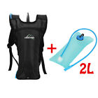 VN Hydration Water Bag Pack Backpack Hiking Cycling Running Bag With 2L Bladder