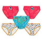 New Disney 5 Finding Dory Underwear Girls 5 Pack Panties NWT Size 2 3 4