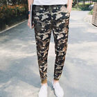 New Mens Camo Sportwear Harem PantsTrousers Sweatpants Jogger Workout Casual
