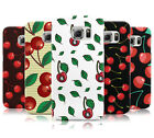 CHERRY PRINT COLLECTION HARD MOBILE PHONE CASE COVER FOR SAMSUNG GALAXY S6 EDGE £4.95 GBP on eBay