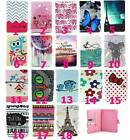 New Cartoon Smart Folio PU Leather Stand Case Cover For Samsung Tab T350 YH1