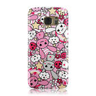 DYEFOR RABBIT PRINT COLLECTION HARD CASE COVER FOR SAMSUNG GALAXY MOBILE PHONES