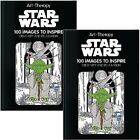 NEW (Set 2) Star Wars Coloring Book - Images To Inspire Creativity