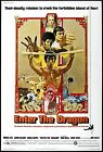 """""""Enter The Dragon""""...Bruce Lee ..Classic Martial Arts Movie Poster A1A2A3A4Sizes"""