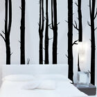 Sissy Little 8 Piece Woodland Tree Wall Decal Set