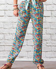 NW Matilda Jane Floral Fantasy Pants Hello Lovely Sz 10 or 12