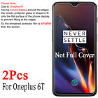 2Pcs HD Tempered Glass Screen Protector For OnePlus 3 3T 5 6 6T 7 7T 8T 8T+ Nord
